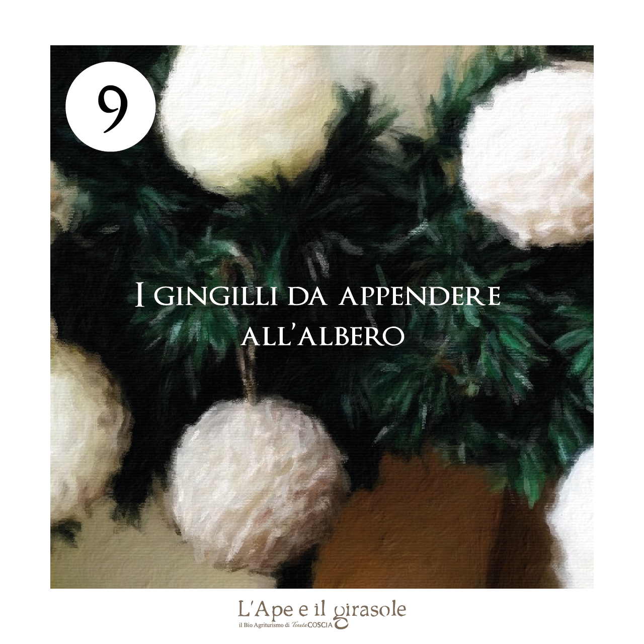 Gingilli da appendere all'albero